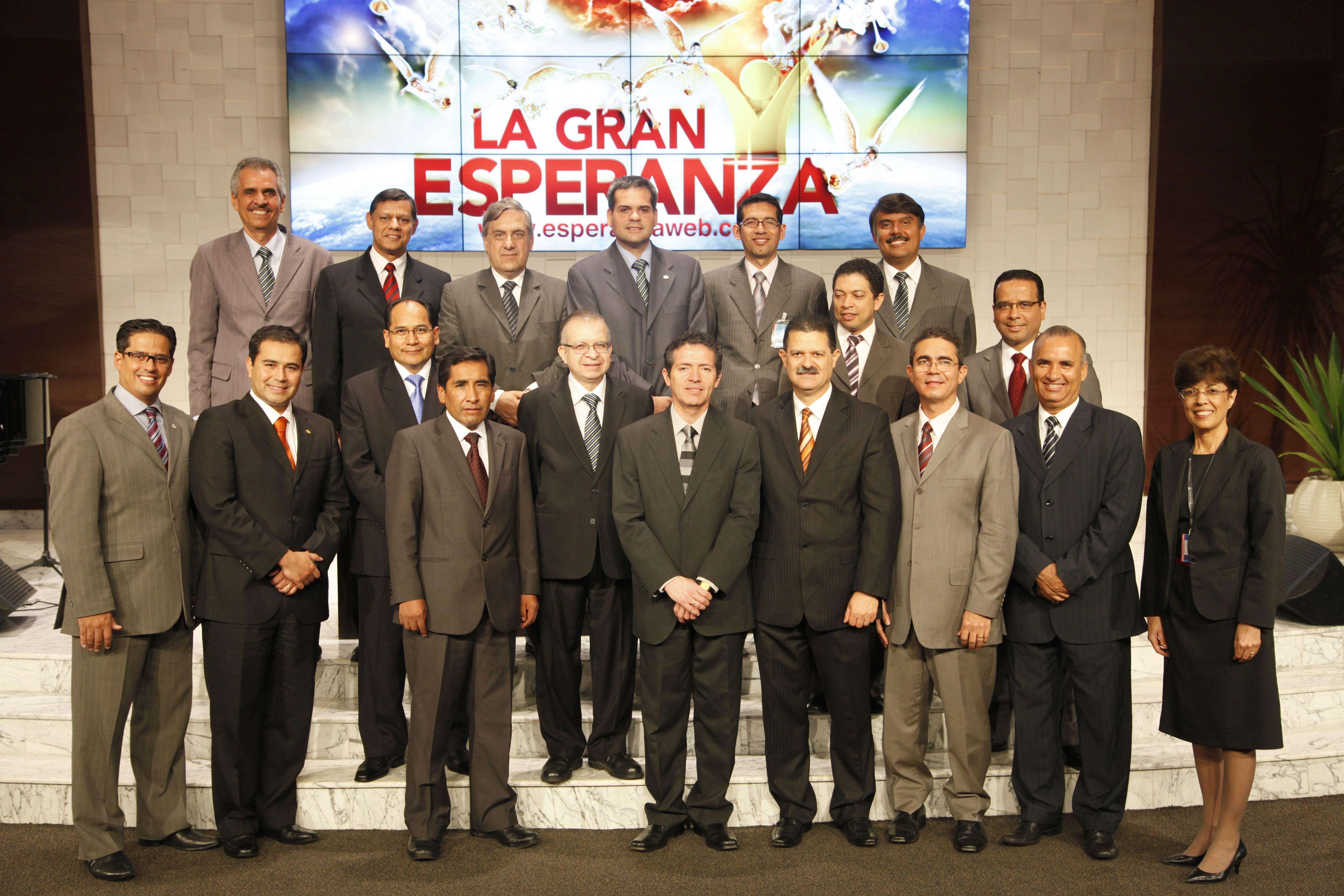 Diretores da área planejaram ações importantes na sede sul-americana adventista