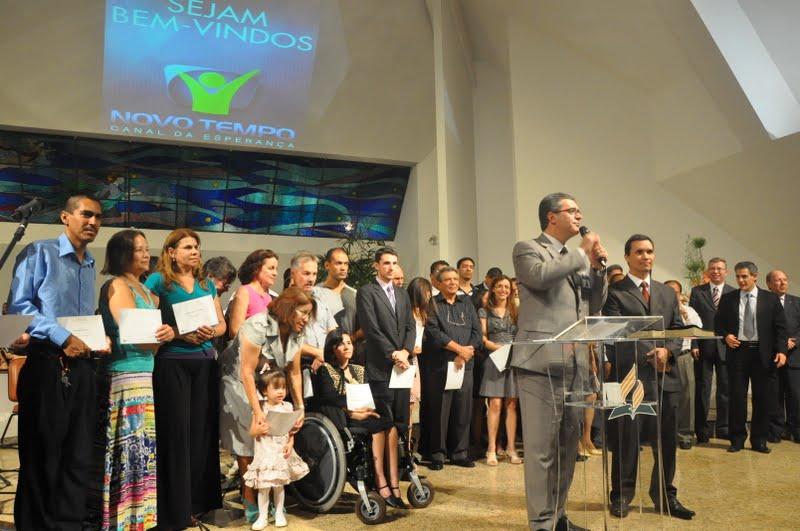 Formatura contou com participação, também, de líderes sul-americanos adventistas