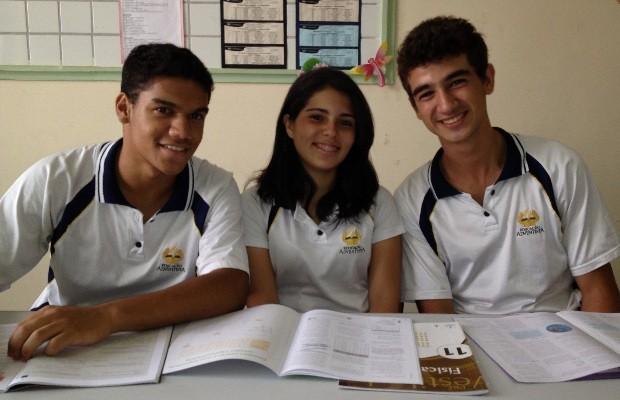 Jovens em Goiás não consideram ruim o confinamento