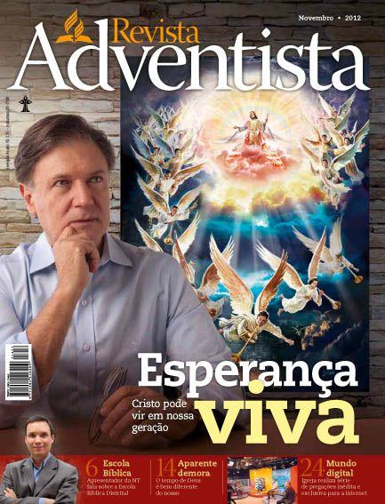 Capa da última revista