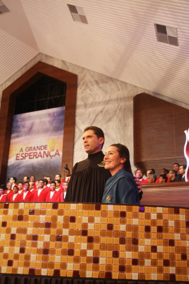 Apoio importante aos novos conversos será dado com programa de domingo