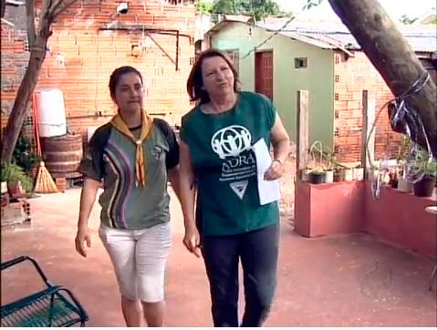 O Jornal Paraná TV acompanhou as atividades realizadas pela ADRA na região.