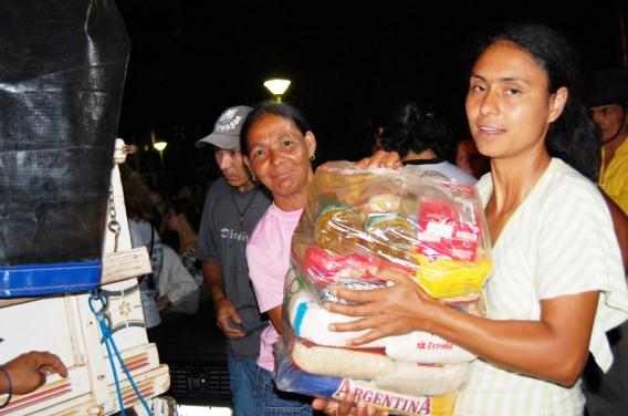 Solidariedade envolveu muitos em cidades do sul como Santo Augusto (RS)
