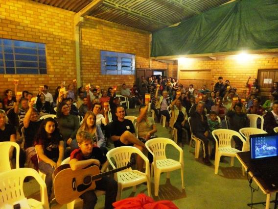 Ações sociais abriram as portas para o evangelismo na cidade