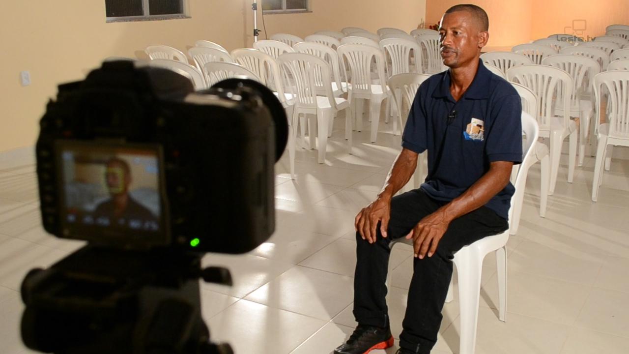 José da Cruz Ramos especialista em construção de igrejas.