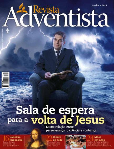 A primeira edição de 2013 traz como matéria de capa a importância de virtudes cristãs