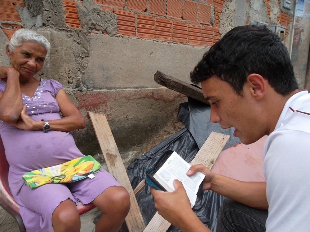 Os coordenadores já se movimentam para a próxima Missão Calebe no Rio de Janeiro.