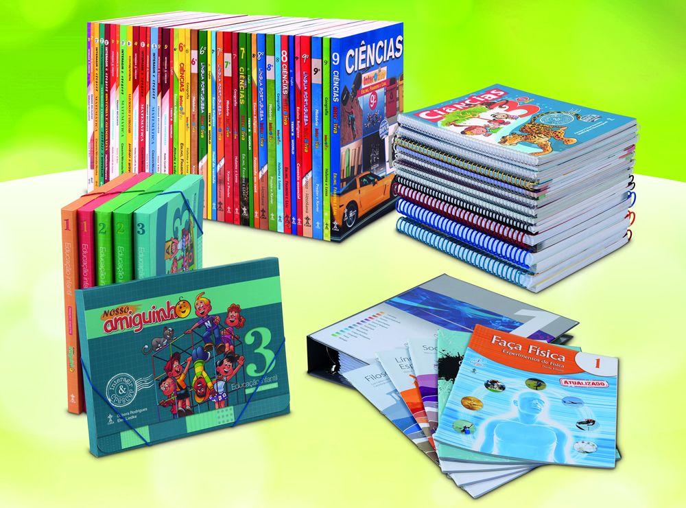 A CPB Educacional há 30 anos oferece materiais didáticos para alunos e professores.