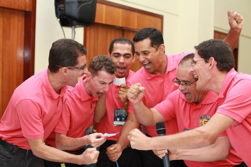 Vibração e espírito de coletividade marcaram encontro ministerial
