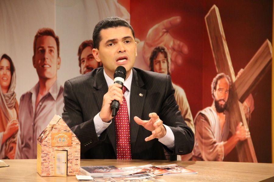 Pr. Donato: amigos serão convidados a participar da programação especial que começa nos lares