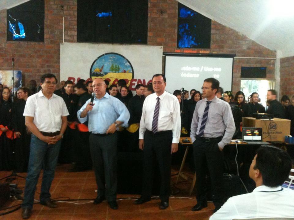 Líderes falam sobre a importância do envolvimento dos membros na meta de alcançar cidades sem presença adventista.