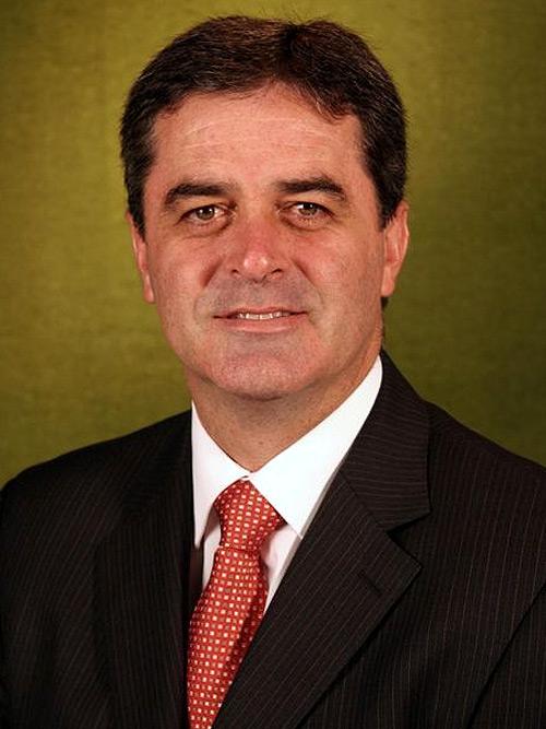 Pastor Erton Köhler