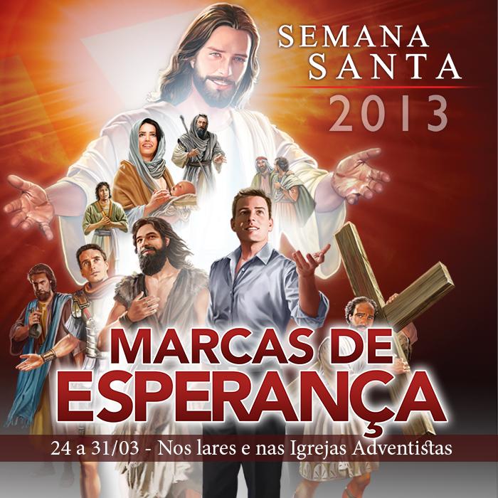 Semana Santa será continuidade do Amigos de Esperança