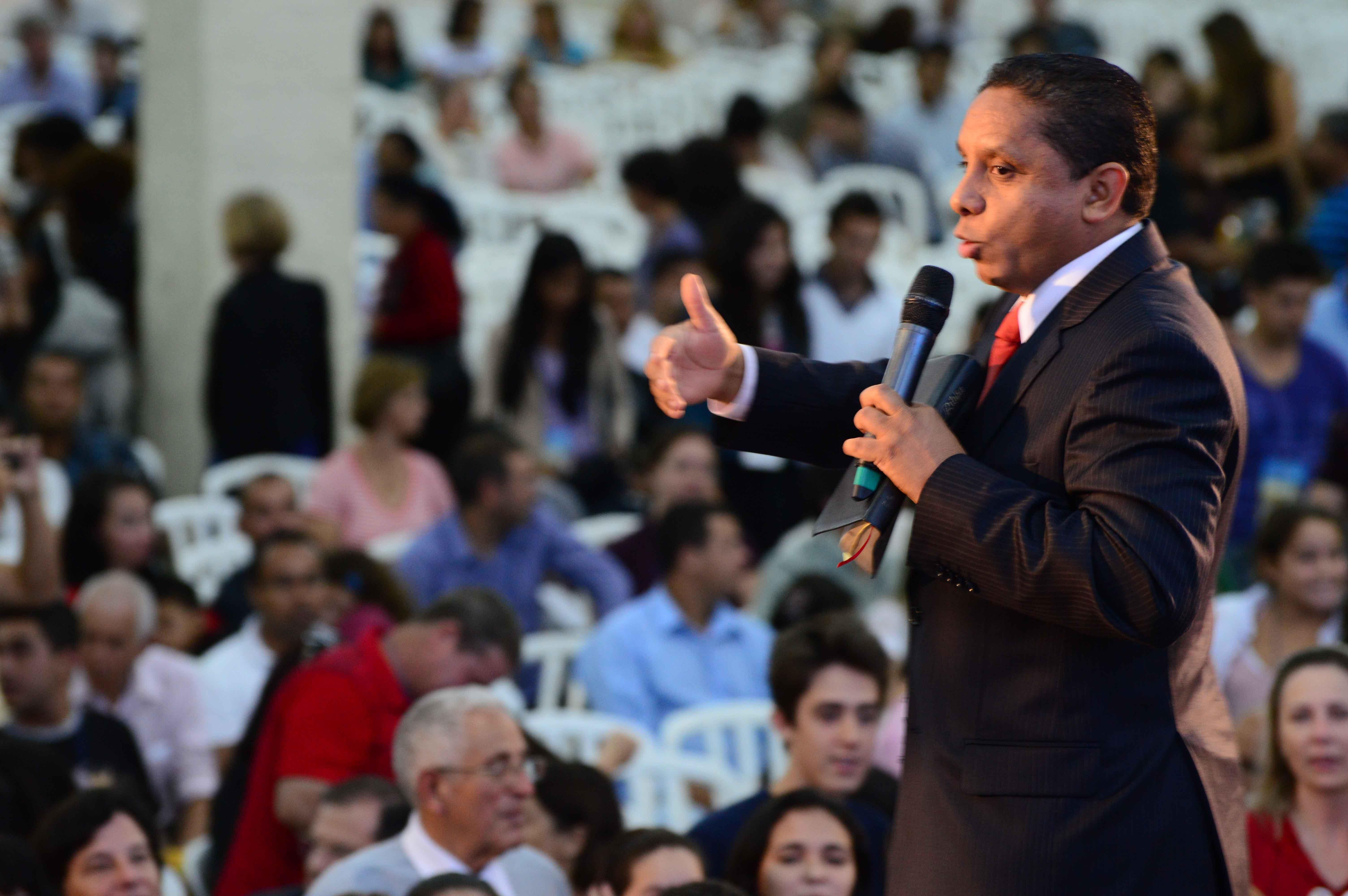 Pr. Luís Gonçalves destacou a importância desses encontros