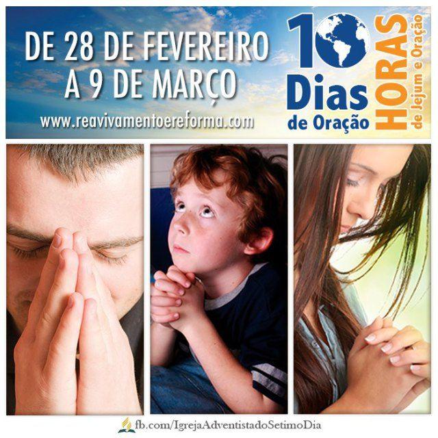 Campanha de jejum e oração está sendo realizada em oito países sul-americanos.