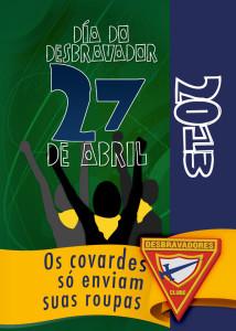 Tanto o sermão como a arte do cartaz para a divulgação do dia mundial do desbravadores estão disponíveis para download.