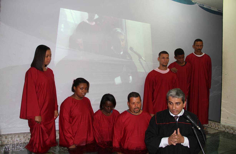 Batismo Nova Iguaçu