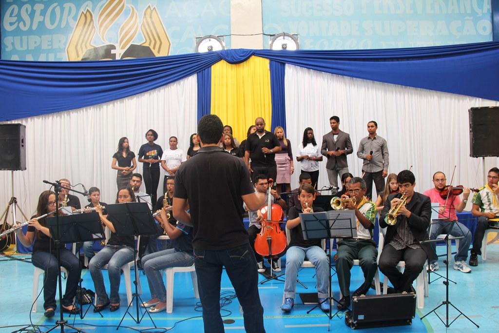 Aniversário Escola de Música