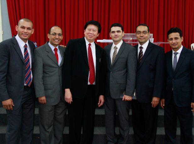 MIPES da Associação Geral, Divisão Sul Americana e União Noroeste Brasileira em treinamento para Evangelista Voluntário