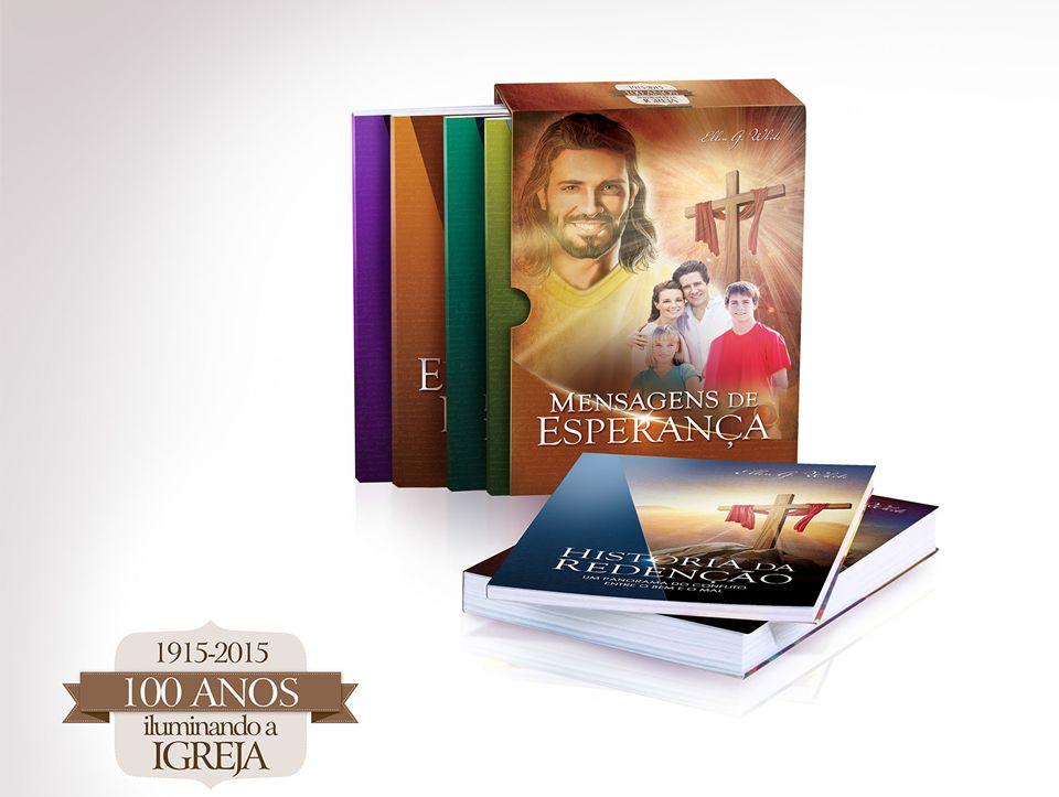 Seis títulos fazem parte da coleção que estará disponível a partir de 2015.