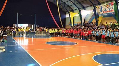 Cerca de 900 alunos participaram da programação.