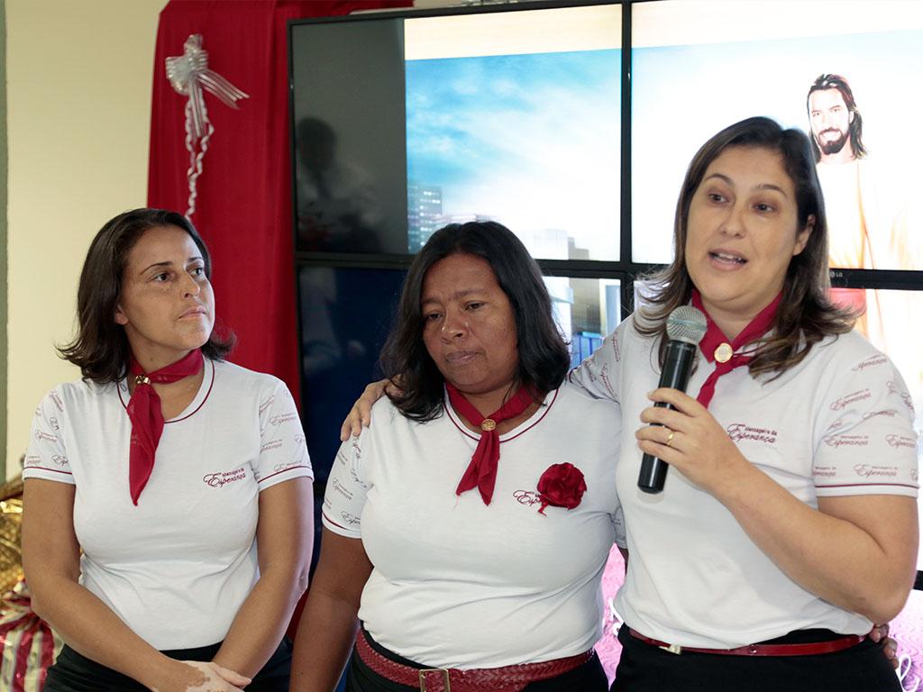 Evangelismo feminino ARS