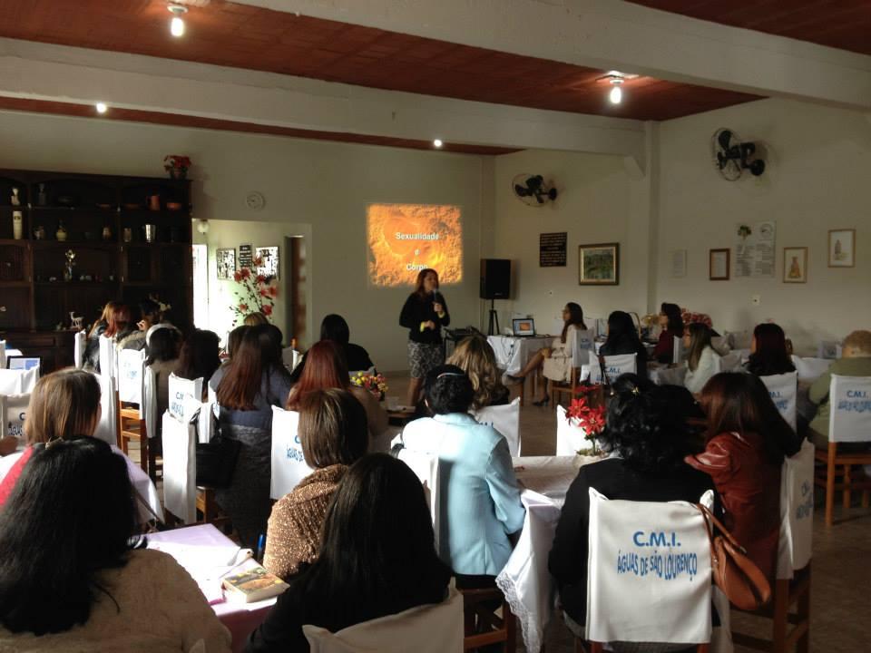 O evento, que durou dois dias, também teve a participação de dez mulheres de outras denominações.