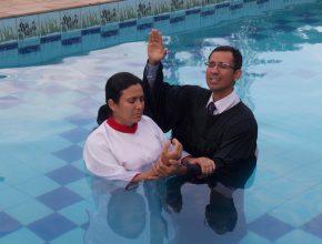 Ao todo, mais de 200 pessoas foram batizadas. Deste resultado, 80 foram do trabalho das mulheres