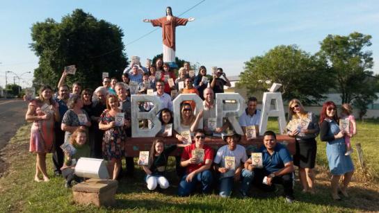 Borá, menor município do oeste paulista, recebeu um livro em cada residência
