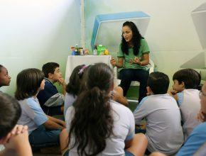 Plano pedagógico faz parte do Plano Estratégico para Desenvolvimento da Educação