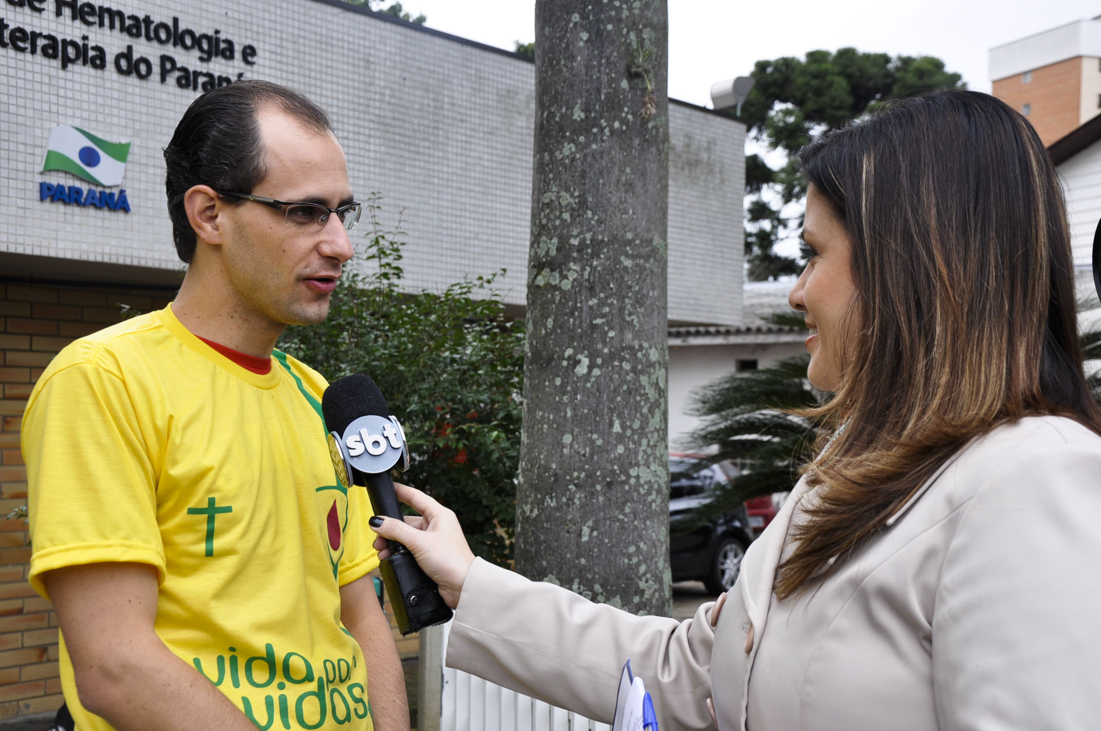 O portal da Globo, G1, também divulgou o projeto.