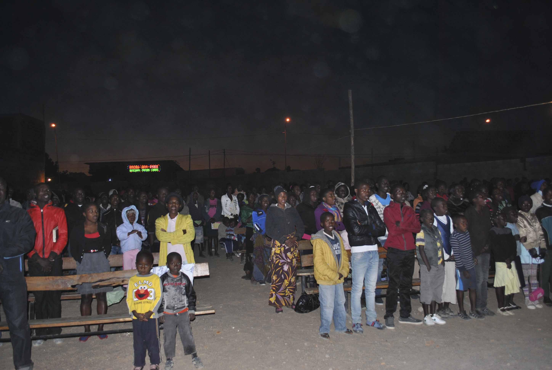 Evangelismo África