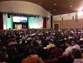 Em junho, o Concílio de pastores e esposas incentivou a cada ministro a se colocar na linha do tempo do adventismo