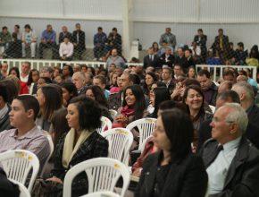 Ao todo, quase três mil pessoas participaram do evento nas quatro cidades mineiras.