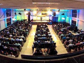 O orador da semana foi o pastor Elmar Borges que contou ter sido uma experiência desafiadora.