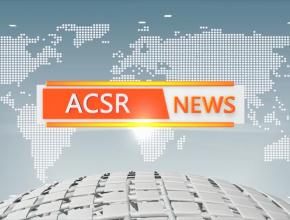 O ACSR NEWS apresentará reportagens sobre o que aconteceu na região e também anunciará os eventos agendados.