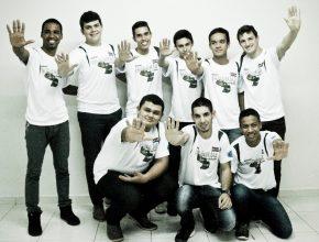 Missionários da União Sul Brasileira rumo ao Paraguai