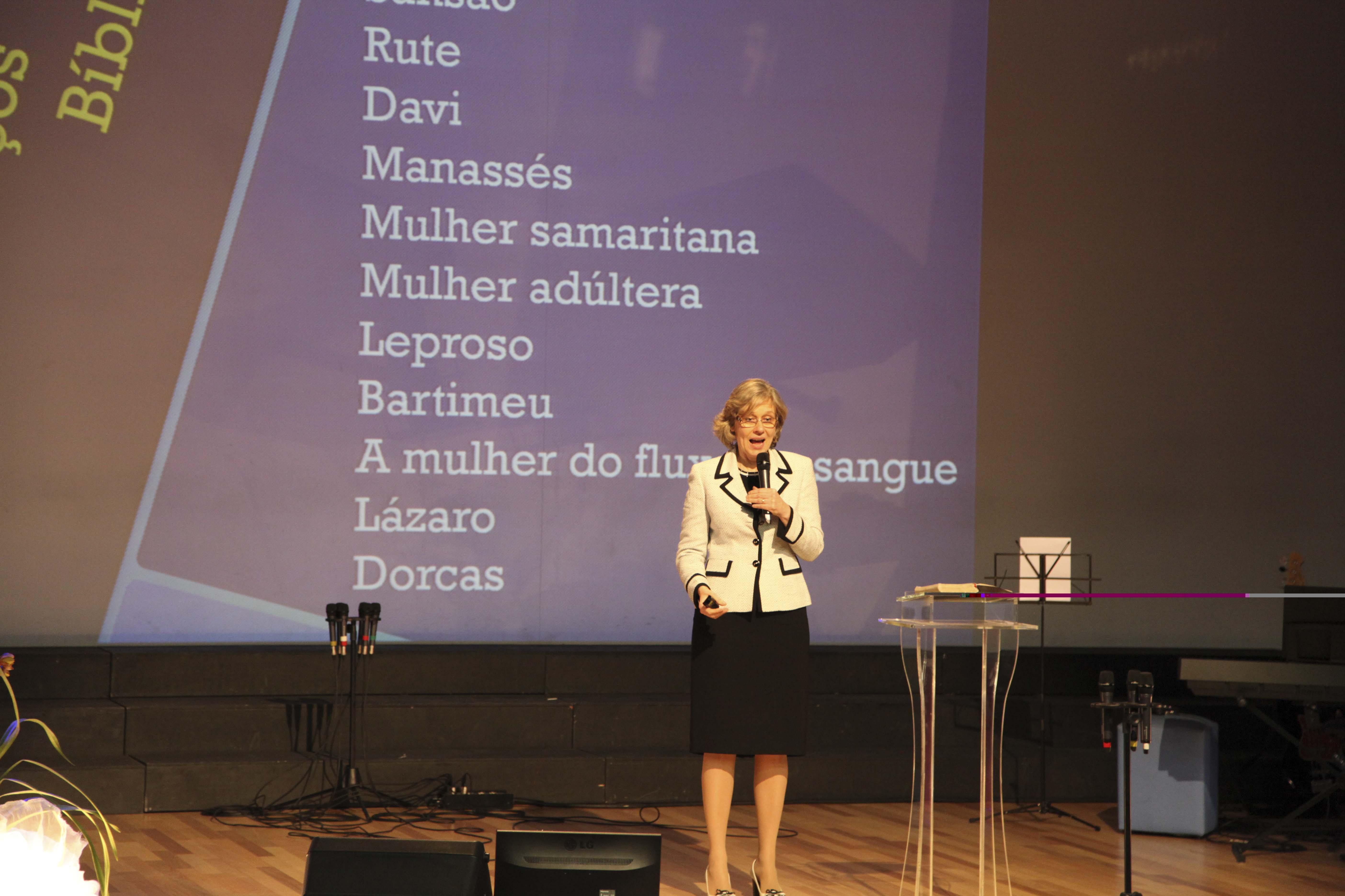 Além de orientações pessoais, as participantes foram incentivadas a cumprir a missão