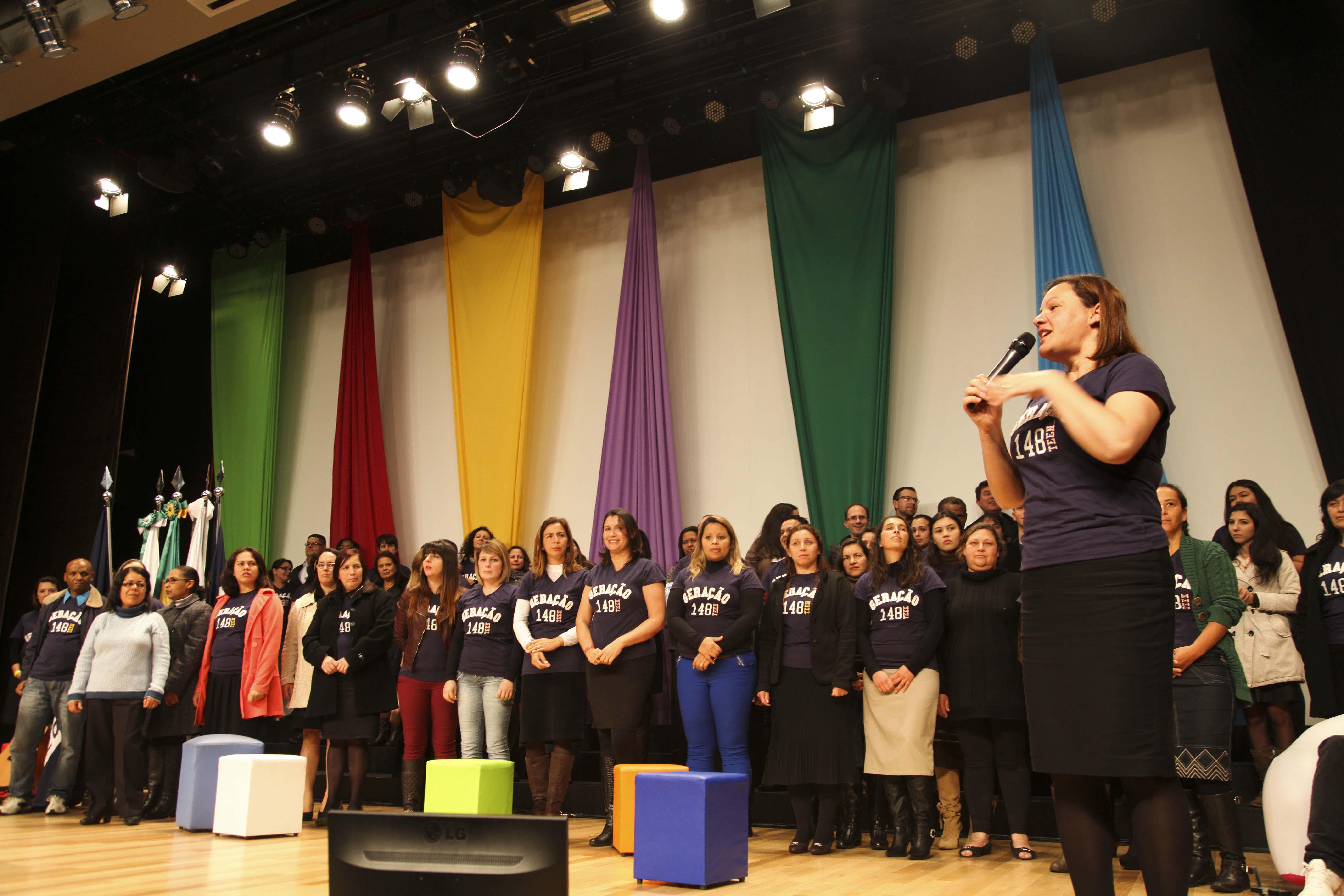 Já existente na versão jovem, o movimento baseado em Romanos 14:8 agora atinge os adolescentes que terão como base a sua classe de Escola Sabatina