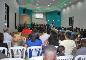 Inauguração da IASD de Vila Isabel