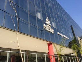 Nova sede da Associação Paulistana