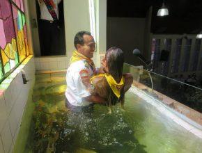 Batismo Eduarda - Raios de Sol