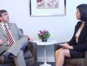 Pastor Magdiel em entrevista ao programa ASNTV sobre o assunto