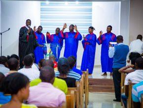 A série evangelísitca foi coordenada pelo líder da Missão Norte do Haiti, pastor Wilton Girard .