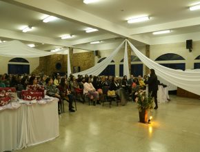 Segundo a participante Márcia Ribeiro, as palestras foram inspiradoras.