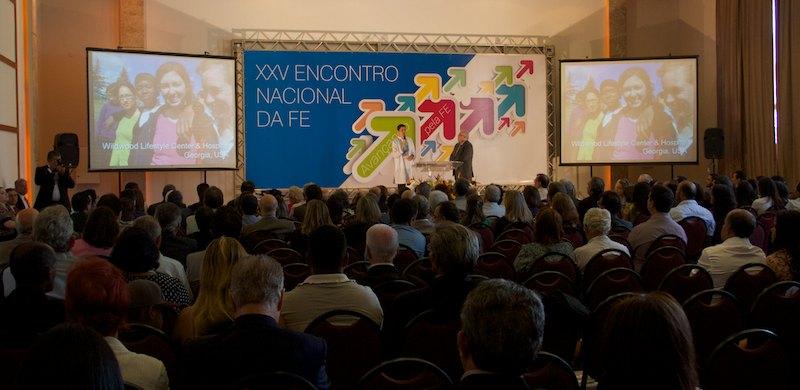 Durante o evento foram apresentadas várias iniciativas missionárias.