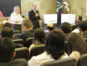 Neste ano as áreas de filantropia e departamento pessoal foram as ênfases principais do encontro.