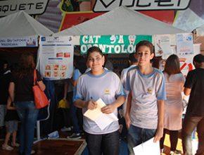 Feira Vocacional ajuda na escolha de profissão dos estudantes