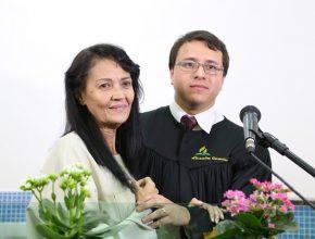 Batismo casal Novo Tempo
