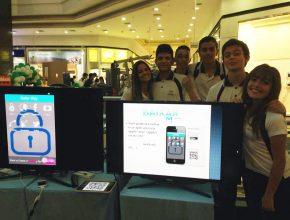 O aplicativo Saferway criado pelos alunos está disponível no app store.